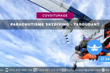 COVOITURAGE – Parachutisme  SkyDiving > TAROUDANT COVOITURAGE PARACHUTISME SKYDIVING TAROUDANT 360x240  FORMULAIRE D'INSCRIPTION-VOYAGE ORGANISE-RAFTING-RIVIÈR-CATHEDRALE-IMSFRANE COVOITURAGE PARACHUTISME SKYDIVING TAROUDANT 360x240