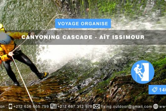 VOYAGE ORGANISE – Canyoning Cascade > AÏT ISSIMOUR VOYAGE ORGANISE CANYONING CASCADE A  T ISSIMOUR 531x354  PARACHUTISME VOYAGE ORGANISE CANYONING CASCADE A C3 8FT ISSIMOUR 531x354