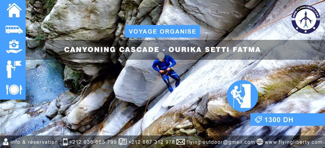 FORMULAIRE D'INSCRIPTION-VOYAGE ORGANISÉ-CANYONING-CASCADE-OURIKA-SETTI-FATMA VOYAGE ORGANISE CANYONING CASCADE OURIKA SETTI FATMA 1140x520