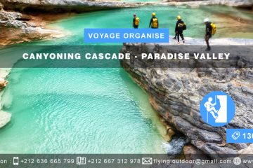 VOYAGE ORGANISÉ – Canyoning Cascade > PARADISE VALLEY VOYAGE ORGANISE CANYONING CASCADE PARADISE VALLEY 360x240 atlas mountains Atlas Mountains Morocco VOYAGE ORGANISE CANYONING CASCADE PARADISE VALLEY 360x240
