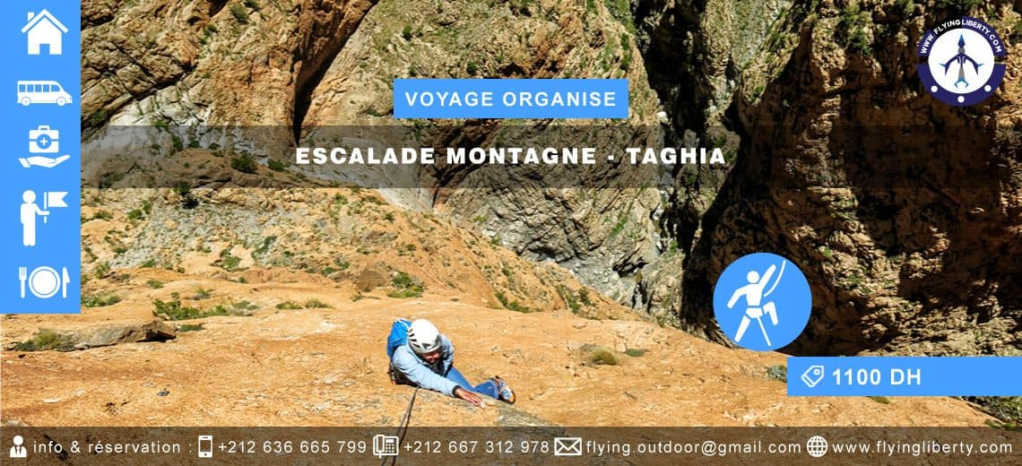 FORMULAIRE D'INSCRIPTION-VOYAGE ORGANISE-ESCALADE-MONTAGNE-TAGHIA VOYAGE ORGANISE ESCALADE MONTAGNE TAGHIA 1140x520